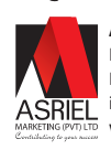 Top jobs, job vacancies ASRIEL MARKETING (PVT) LTD logo
