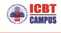 Top jobs, job vacancies ICBT Campus logo