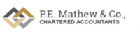 Top jobs, job vacancies P.E. Mathew & Co. Charted Accountants logo