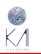 Top jobs, job vacancies Kai Hikkaduwa logo
