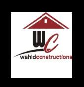 Top jobs, job vacancies WAHID CONSTRUCTIONS (PVT)LTD logo