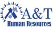 Top jobs, job vacancies A&T Human Resources logo