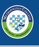 Top jobs, job vacancies Metropolitan College logo