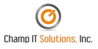Top jobs, job vacancies Champ IT Solutions. Inc. logo