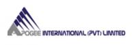 Top jobs, job vacancies Apogee International (Pvt) Limited logo