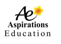 Top jobs, job vacancies Aspirations Education logo