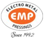 Top jobs, job vacancies Electro Metal Pressings (Pvt) Ltd logo