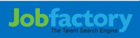 Top jobs, job vacancies Job Factory logo