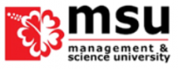 Top jobs, job vacancies Management & Science University (MSU) logo