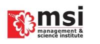 Top jobs, job vacancies Management & Science University logo