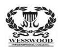 Top jobs, job vacancies Wesswood College logo