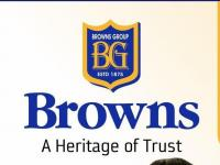 Top jobs, job vacancies Brown & Company PLC logo