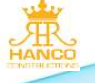 Top jobs, job vacancies Hanco Constructions [Pvt] Ltd logo