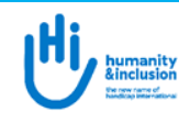 Top jobs, job vacancies Humanity & Inclusion logo