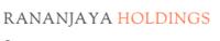 Top jobs, job vacancies RANANJAYA HOLDINGS logo
