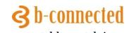 Top jobs, job vacancies b-connected logo