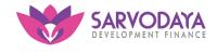 Top jobs, job vacancies Sarvodaya Development Finance Limited logo