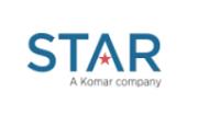 Top jobs, job vacancies STAR A Komar company logo